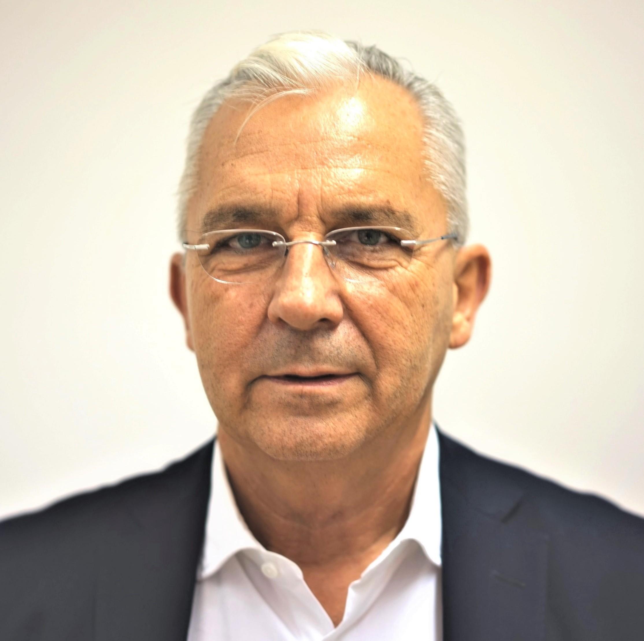 Portrait Dr. Rüdiger Beck