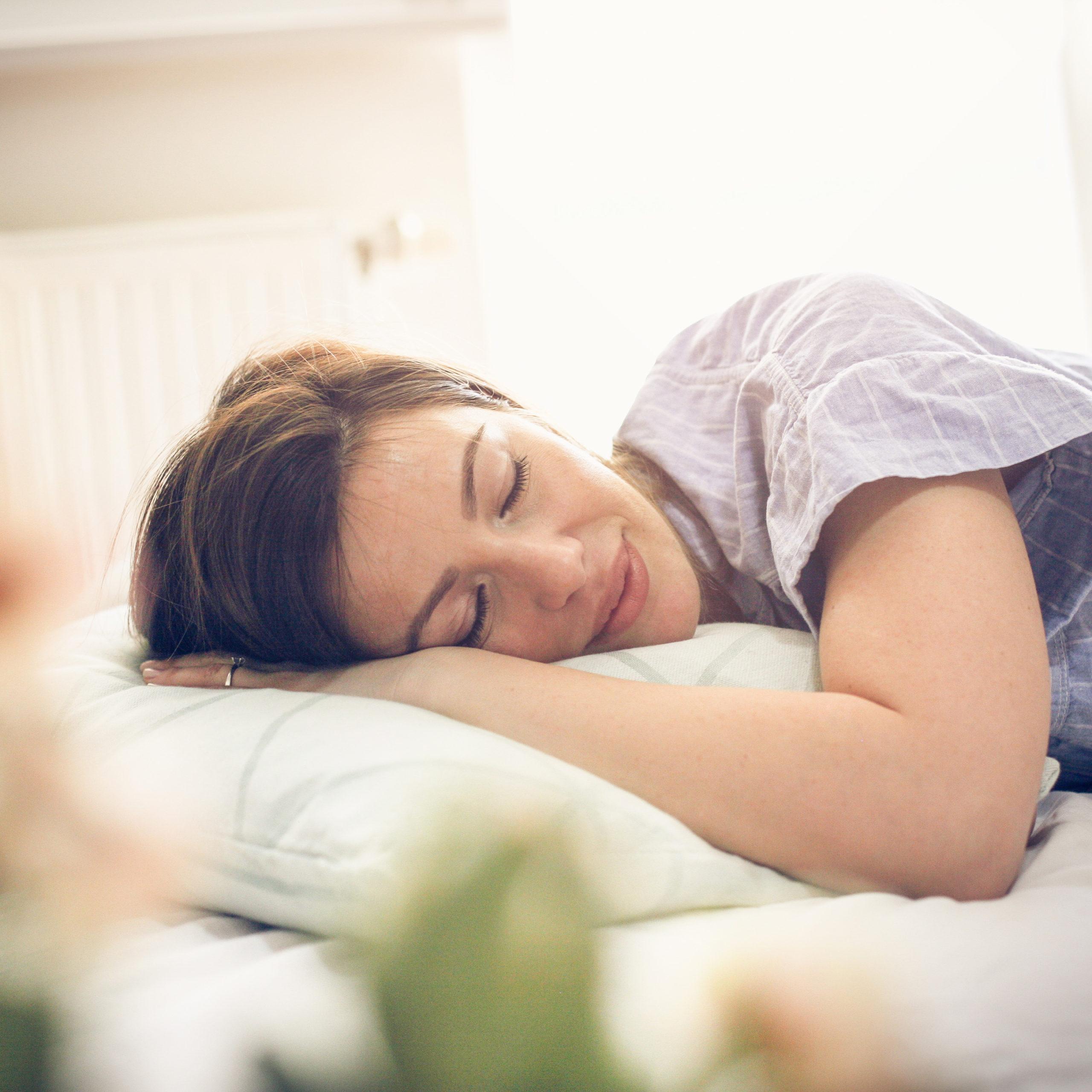 Sleep and mood influencing